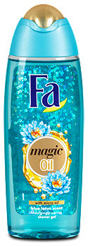 Fa magic Oil Duschgel Blauer Lotus