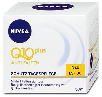 Nivea Q10plus Anti-Falten schützende Tagespflege