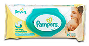 Pampers Feuchttücher sensitiv