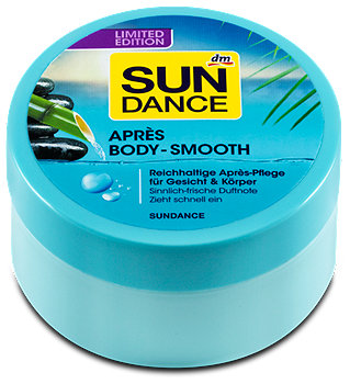 SUNDANCE Après Body-Smooth-Creme