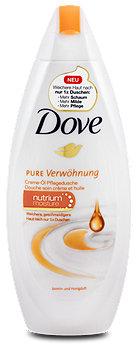 Dove Pure Verwöhnung Creme-Öl Pflegedusche