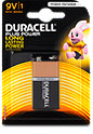 Duracell Plus Power 9V Batterie