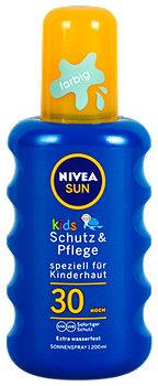 Nivea Sun Kids Schutz & Pflege Sonnenspray LSF 30
