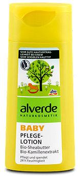 alverde Baby Pflege-Lotion
