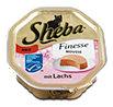 Sheba Katzenfutter Finesse Mousse mit Lachs