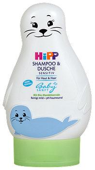 Hipp Babysanft Shampoo & Dusche sensitiv