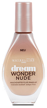 Maybelline dream Wonder Nude Make-up