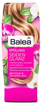 Balea Spülung Seidenglanz mit Orchideenblüten-Duft