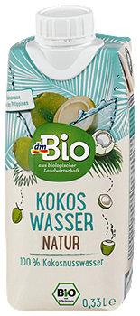 dmBio Kokos Wasser Natur