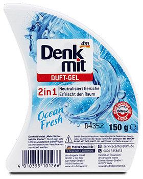 Denkmit 2in1 Duft-Gel Ocean Fresh