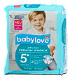babylove aktiv plus Premium-Windeln Gr. 5+ (13-27 kg)