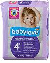 babylove Premium-Windeln Gr. 4+ (9-20 kg)