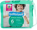 babylove aktiv plus Premium-Windeln Gr. 6 (16-30 kg)