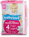 babylove aktiv plus Premium-Windeln Gr. 4 (7-18 kg)