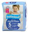 babylove aktiv plus Premium-Windeln Gr. 5 (12-25 kg)