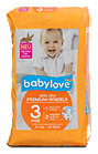 babylove aktiv plus Premium-Windeln Gr. 3 (4-9 kg)