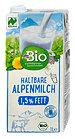 dmBio haltbare Alpenmilch