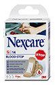 Nexcare Blood-Stop Pflasterstreifen