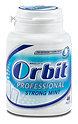 Orbit Professional Strong Mint Bottle Kaugummi