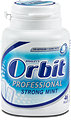 Orbit Professional Strong Mint Bottle Kaugummi
