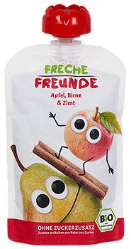 Freche Freunde Fruchtbrei Apfel, Birne & Zimt
