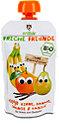 Freche Freunde Fruchtbrei Birne, Banane, Orange & Vanille