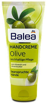 Balea Handcreme Olive
