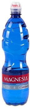 Magnesia natürliches Mineralwasser still