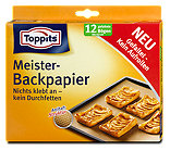 Toppits Meister-Backpapier