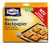 Toppits Meister-Backpapier