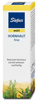 Sixtus wohl Hornhaut Stop Creme
