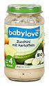babylove Babybrei Zucchini mit Kartoffeln