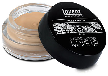 lavera Natural Mousse Make-Up