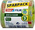 tesafilm Eco & Clear im Sparpack