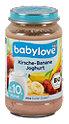 babylove Fruchtbrei Kirsche-Banane Joghurt