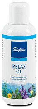 Sixtus fit Relax Öl