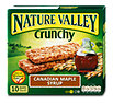 Nature Valley Crunchy Canadian Maple Syrup Müsliriegel