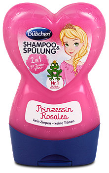Bübchen Kids Prinzessin Rosalea Shampoo & Spülung