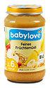 babylove Fruchtbrei Feines Früchtemüsli