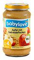 babylove Fruchtbrei Apfel mit Getreideflocken
