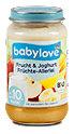 babylove Fruchtbrei Frucht & Joghurt Frücht-Allerlei