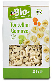 dmBio Tortellini Gemüse