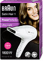 Braun Satin Hair 1 Power Perfection Ultra Light Haartrockner