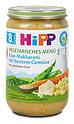 Hipp vegetarisches Menü Käse-Makkaroni mit buntem Gemüse