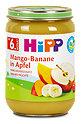Hipp Fruchtbrei Mango-Banane in Apfel