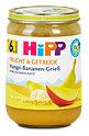 Hipp Fruchtbrei Sommergenuss Mango-Bananen-Grieß
