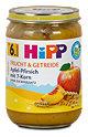 Hipp Babybrei Frucht & Getreide Apfel-Pfirsich mit 7-Korn