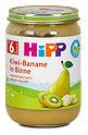 Hipp Fruchtbrei Kiwi-Banane in Birne