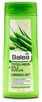 Balea Totes Meer Salz Lemongras-Duft Dusche