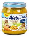 Alete Menü Champignon-Risotto